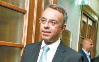 Ο υπουργός Οικονομικών Χρ. Σταϊκούρας εντός της επόμενης χρονιάς θα καταθέσει δεύτερο φορολογικό νομοσχέδιο, που θα προβλέπει ριζικές αλλαγές στις ηλεκτρονικές συναλλαγές.