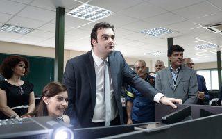 Ο νέος υπουργός Επικρατείας και Ψηφιακής Διακυβέρνησης Κυριάκος Πιερρακάκης φαίνεται να έρχεται με μη μηδενιστικές διαθέσεις σε ό,τι αφορά το έργο της προηγούμενης κυβέρνησης.