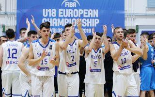 Η Εθνική Εφήβων αντιμετωπίζει σήμερα τη Φινλανδία, με στόχο την πρόκριση στους προημιτελικούς του Ευρωμπάσκετ, που διεξάγεται στον Βόλο.