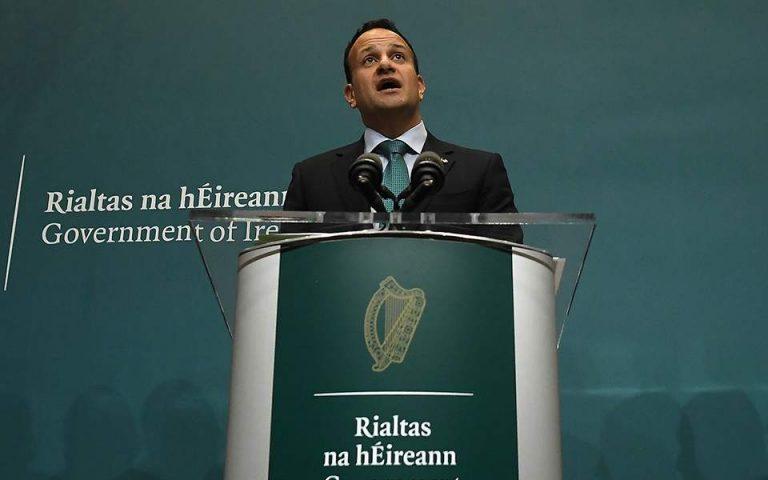 Ιρλανδός ΥΠΕΞ: Ο Μπόρις Τζόνσον κατευθύνεται ηθελημένα σε «μετωπική σύγκρουση» με την ΕΕ