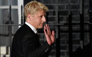 Ο αδερφός του νέου πρωθυπουργού της Βρετανίας, Τζο Τζόνσον.