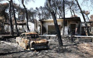 Μετά τη φονική πυρκαγιά που κατέστρεψε σπίτια και υπάρχοντα, οι επιζώντες έπρεπε πρώτα να λύσουν τα πρακτικά ζητήματα. Αργότερα ένιωσαν την ανάγκη να μιλήσουν και για όσα έζησαν.