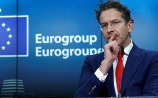 Στην Ολλανδία υποστηρίζουν ότι ως επικεφαλής του Eurogroup έκανε ό,τι μπορούσε για να κρατήσει την Ελλάδα στην Ευρωζώνη, όταν όλες οι δυνάμεις ήταν έτοιμες να τη διώξουν.