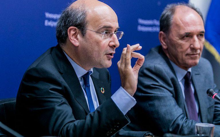 Κ. Χατζηδάκης: Διάσωση της ΔΕΗ και επιχειρηματικότητα οι στόχοι του υπουργείου