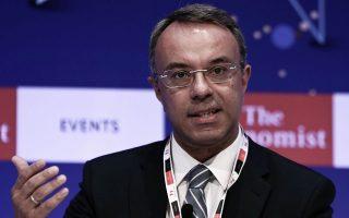 Ο υπουργός Οικονομικών Χρ. Σταϊκούρας και οι συνεργάτες του προετοιμάζουν τα βασικά οικονομικά μεγέθη του προϋπολογισμού του 2020.