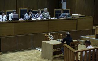 Ο κατηγορούμενος για την υπόθεση της δολοφονίας του Παύλου Φύσσα, Νικόλαος Τσόρβας, απολογείται κατά τη διάρκεια της δίκης της Χρυσής Αυγής, Αθήνα, Πέμπτη 25 Ιουλίου 2019.  ΑΠΕ-ΜΠΕ/ΑΠΕ-ΜΠΕ/ΓΙΑΝΝΗΣ ΚΟΛΕΣΙΔΗΣ