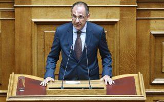 «Να είναι ανάλογης επιτυχίας με την προεκλογική πρόβλεψη ότι ούτε μία στο εκατομμύριο δεν θα έχανε ο ΣΥΡΙΖΑ τις εκλογές», σχολίασε ο Γιώργος Γεραπετρίτης για τις «προβλέψεις» του κ. Τσίπρα.