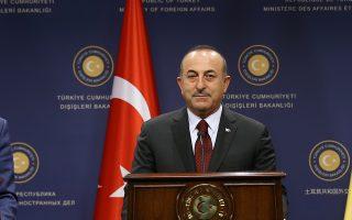 """«Θέλουμε να δούμε την Ελλάδα ως εταίρο για όλα τα θέματα της περιοχής στο πλαίσιο του """"kazan-kazan"""" (win-win). Ελάτε να εργαστούμε για την ευημερία των λαών μας», είπε ο κ. Τσαβούσογλου."""
