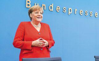 Στις 29 Αυγούστου ο πρωθυπουργός θα μεταβεί στο Βερολίνο, όπου θα συναντηθεί με την Αγκελα Μέρκελ.