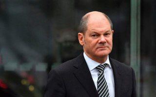 Ο υπ. Οικονομικών Ολαφ Σολτς απέκλεισε να αυξηθεί ο προϋπολογισμός με έκδοση νέου χρέους.