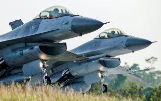 Την οργή του Πεκίνου προκαλεί η αγορά αμερικανικών αεροσκαφών F-16 από την Ταϊβάν, έναντι 8 δισ. δολαρίων.