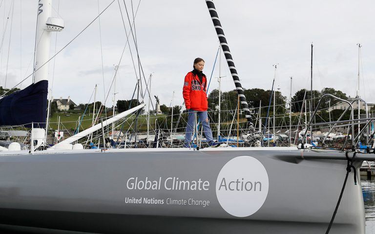 Οχι άλλον εκφοβισμό στη 16χρονη ακτιβίστρια Γκρέτα