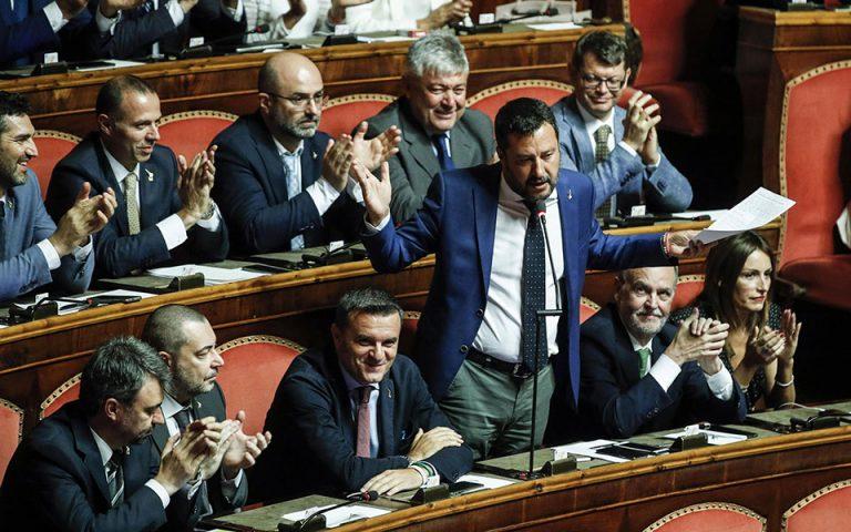 Ματέο Σαλβίνι, ο νέος κίνδυνος για την Ε.Ε.