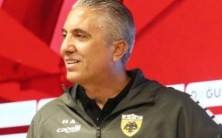 Ο προπονητής της ΑΕΚ καλείται απόψε να οδηγήσει την ομάδα του σε μια μεγάλη ανατροπή.