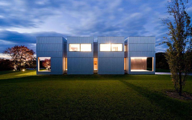 Πωλείται η μοναδική κατοικία που σχεδίασε ο Άι Γουέι Γουέι στις ΗΠΑ (φωτογραφίες)
