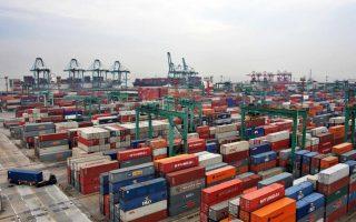 Μεγάλη άνοδο κατέγραψαν οι εξαγωγές χημικών προϊόντων, κατά 250,3 εκατ. ευρώ ή 14,5% στο πρώτο εξάμηνο.