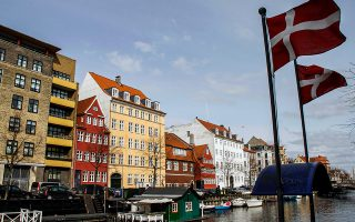 Σε μια πραγματικά πράσινη πόλη μετατρέπεται η πρωτεύουσα της Δανίας, καθώς στοχεύει σε μηδενικό ισοζύγιο άνθρακα.