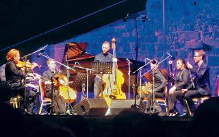 Το 5ο Διεθνές Μουσικό Φεστιβάλ στον Μόλυβο συμπυκνώνει όλη τη φιλοσοφία του πολιτιστικού τουρισμού. Πίστη στο «ανέφικτο», σκληρή δουλειά, ατελείωτη αφοσίωση, η συνταγή της επιτυχίας.