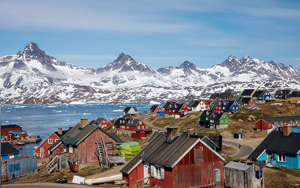 Η Γροιλανδία δεν είναι προς πώληση, αλλά ίσως να είναι η Βρετανία   Η ΚΑΘΗΜΕΡΙΝΗ