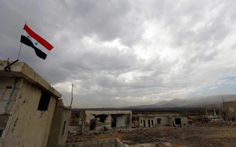 Προέλαση δυνάμεων Ασαντ στη βορειοδυτική Συρία