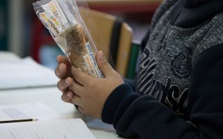 Από το 2012, έχουν διατεθεί 15 εκατ. γεύματα σε 650 σχολεία.