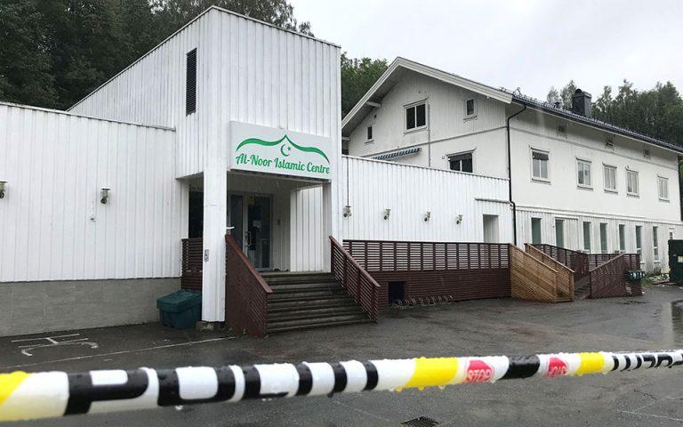 Νορβηγία: Υποπτος για τη δολοφονία της ετεροθαλούς αδελφής του ο δράστης της επίθεσης στο τέμενος