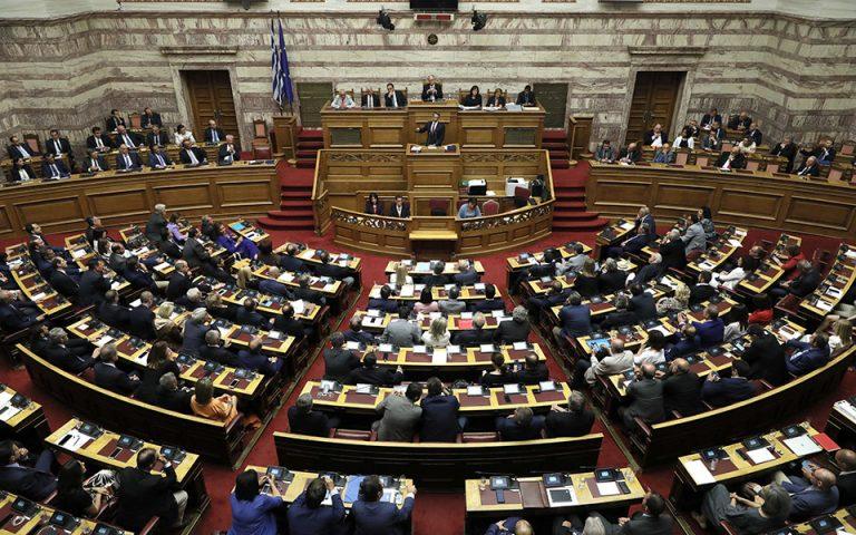 Βελτιώσεις στο ν/σ για επιτελικό κράτος έως την ψήφισή του