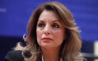 Η κ. Γκερέκου είχε διατελέσει κατά το παρελθόν υφυπουργός με αρμοδιότητα τον τουρισμό.