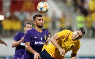 Ο Αρης επικράτησε στην Κύπρο της Α.Ε. Λεμεσού με 0-1.