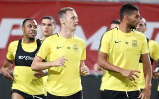 Ο Αρης βρίσκεται από τη Δευτέρα στην Κύπρο, προκειμένου οι παίκτες να συνηθίσουν τη ζέστη και κυρίως την υγρασία. INTIME NEWS