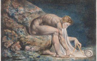 Oυίλιαμ Μπλέικ, «Νewton», 1795-1805.