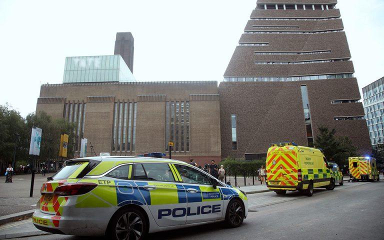 Βρετανία: Συνελήφθη 17χρονος γιατί έσπρωξε έναν 6χρονο από εξέδρα στον 10ο όροφο της Tate Modern