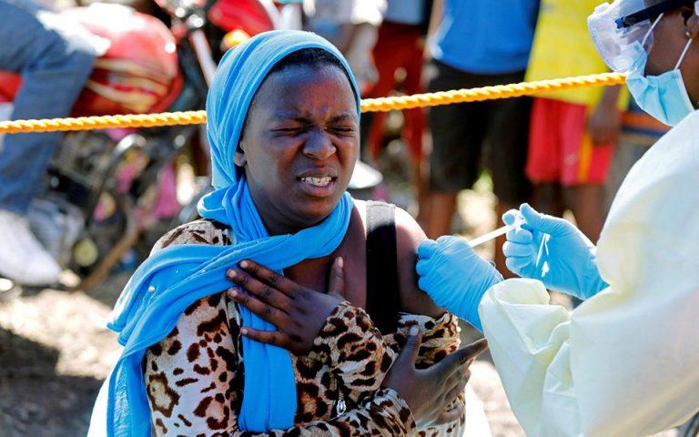 Οι πρώτες σοβαρές ελπίδες για θεραπεία του Έμπολα