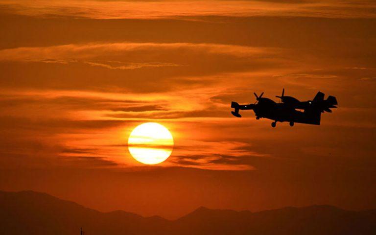 383 Μοίρα Ειδικών Επιχειρήσεων: Οι ήρωες της αεροπυρόσβεσης
