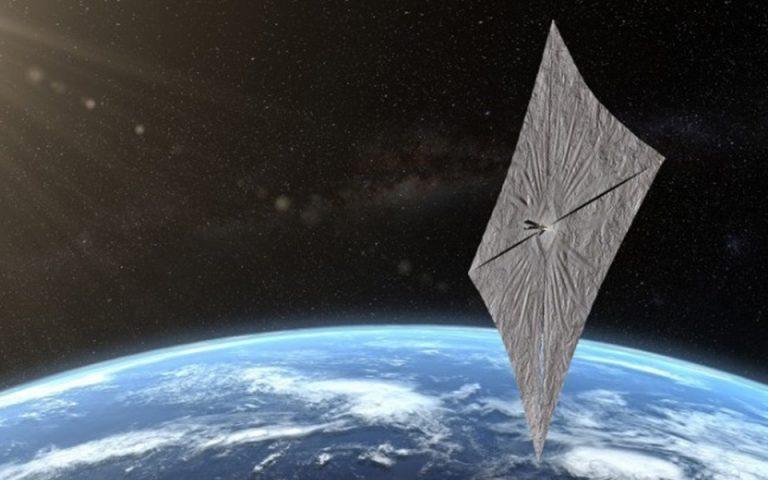 Πέτυχε η αποστολή του ηλιακού ιστιοφόρου LightSail 2
