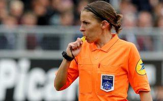 H Γαλλίδα Στεφανί Φραπάρ ορίστηκε να διευθύνει τον αγώνα Λίβερπουλ - Τσέλσι στις 14 Αυγούστου στην Κωνσταντινούπολη.