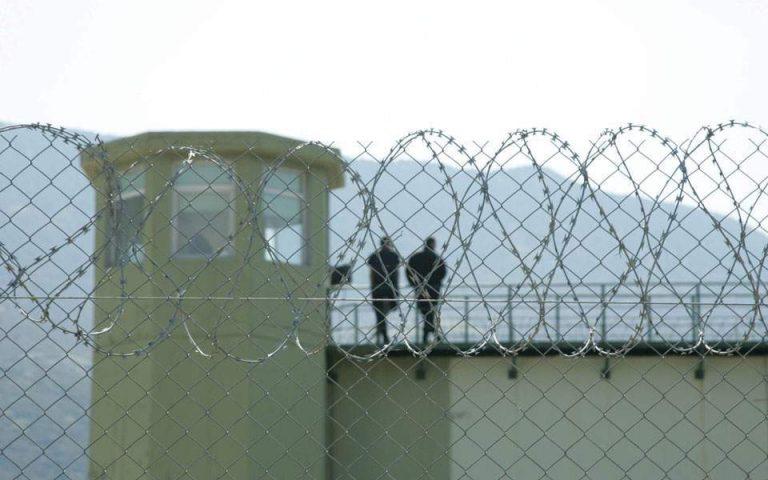 Δύο κρατούμενοι των φυλακών Κασσάνδρας αναζητούνται από τις αρχές