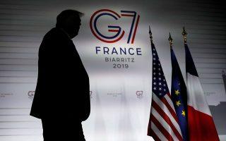 Η γαλλική προεδρία θεώρησε ότι καλύτερα κάτι λιτό, παρά µια επανάληψη του περυσινού περιστατικού.