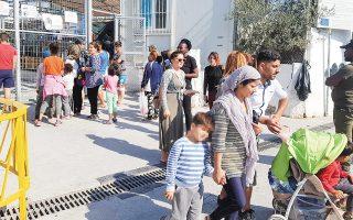 Την Τρίτη έφτασαν στη Λέσβο 115 αιτούντες άσυλο, ανεβάζοντας τον συνολικό αριθμό διαμενόντων στο ΚΥΤ σε 7.370, ενώ 9.200 συνολικά βρίσκονται σε όλο το νησί (Καρά Τεπές, ΠΙΚΠΑ, διαμερίσματα).