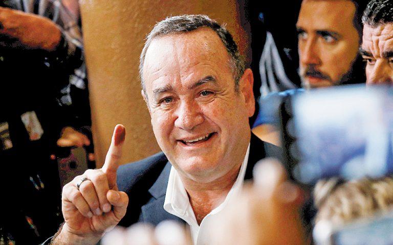 ΗΠΑ, το «αγκάθι» για τον νέο πρόεδρο της Γουατεμάλας