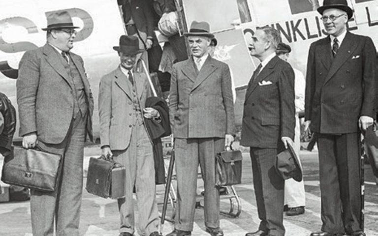 80 χρoνια πριν… 22-8-1939