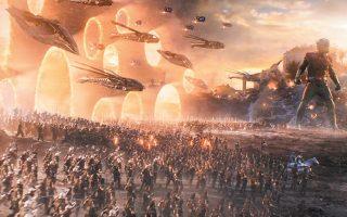 Οι «Εκδικητές» των ρεκόρ εφάρμοσαν στον απόλυτο βαθμό την επιτυχημένη συνταγή της Marvel-Ντίσνεϊ.