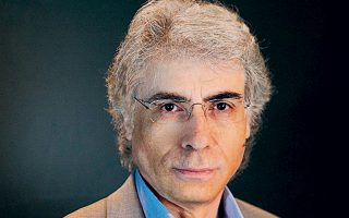 Ο Ανδρέας Μανωλικάκης διδάσκει στη φημισμένη σχολή της Νέας Υόρκης Actors Studio Drama School.