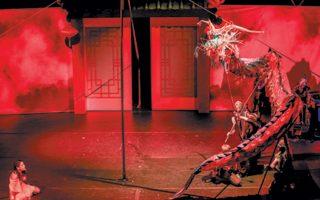 Ενα εκρηκτικό τσίρκο στο Κέντρο Πολιτισμού Iδρυμα Σταύρος Νιάρχος.