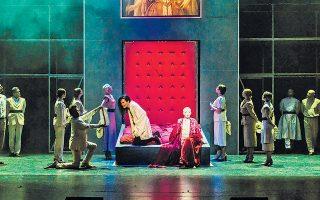 «Ο άνθρωπος που γελά», μια μουσικοθεατρική σύνθεση του Θοδωρή Αμπαζή, βασισμένη στο ομώνυμο μυθιστόρημα του Βίκτωρος Ουγκώ, ανοίγει τη σκηνή του Rex.