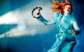 Στις 21 Σεπτεμβρίου οι Florence and the Machine θα βρεθούν στο Ολυμπιακό Κέντρο Γαλατσίου.