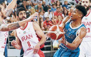 O βαθμός δυσκολίας ανεβαίνει για την Εθνική από αύριο κόντρα σε μεγάλα ονόματα του ευρωπαϊκού μπάσκετ, όπως Ιταλία, Τουρκία και Σερβία.