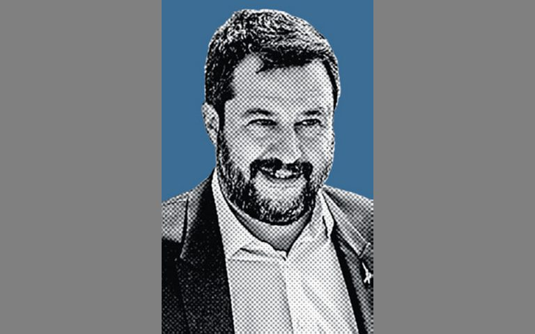 Ματέο Σαλβίνι: Πολυθρόνες