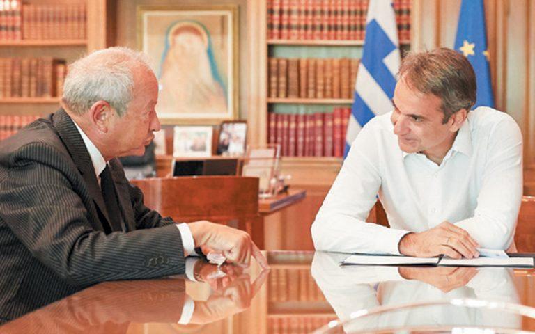 Ετοιμος να επενδύσει στην Ελλάδα δήλωσε ο Ναγκίμπ Σαουίρις