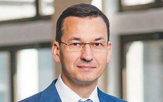 Ο πρωθυπουργός της Πολωνίας Μ. Μοραβιέτσκι χαρακτηρίζει τη δημογραφική συρρίκνωση «γιγάντια απώλεια».